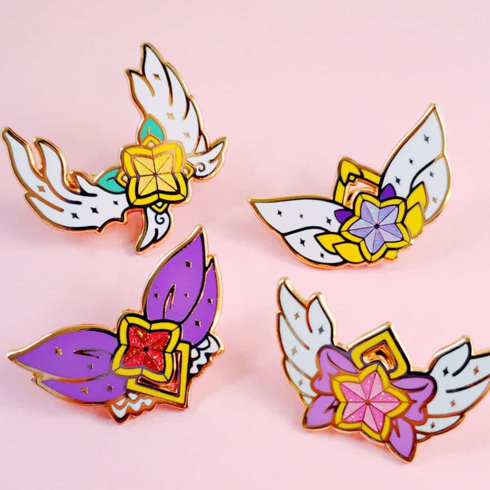 Star Guardian Badge Set (Series I)