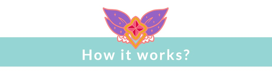 Bonnies is creating Monthly Pin Club and Artwork | Patreon